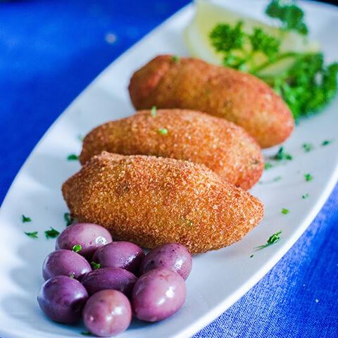 Pastéis De Bacalhau / Fishcakes
